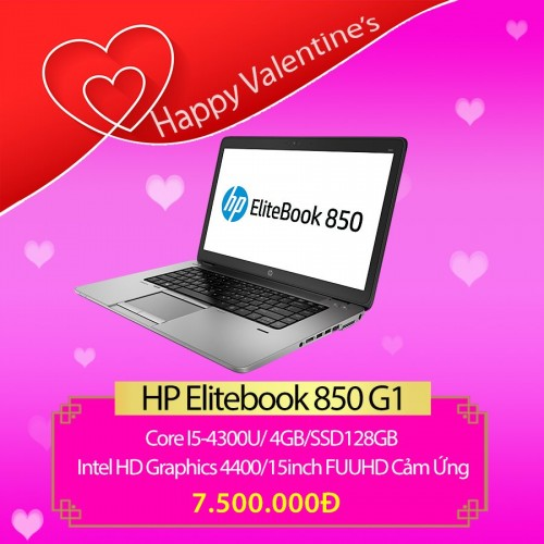 HP Elitebook 850G1