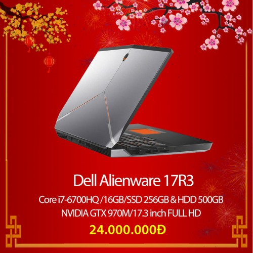 dell alienware 17R3