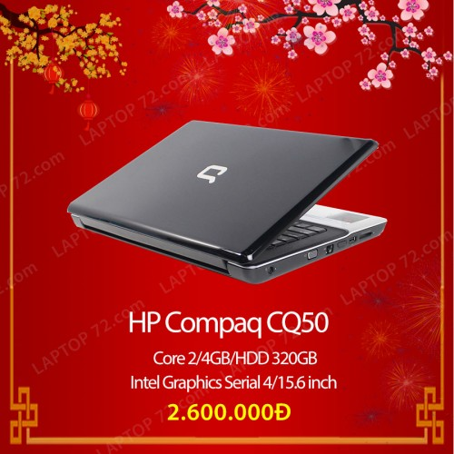 HP Compag CQ50